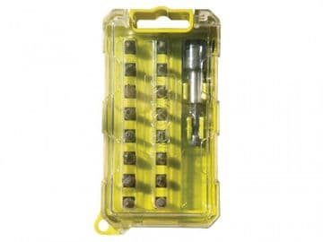 RAK 17SDC Security Screwdriver Bit Kit TORX Set, 17 Piece